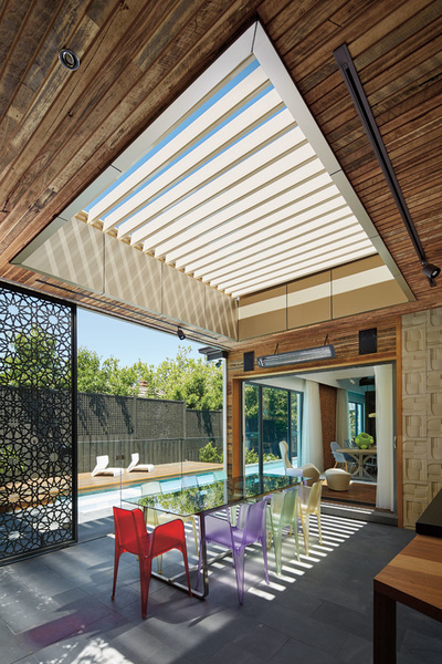 Outdoor Blinds For Deck
