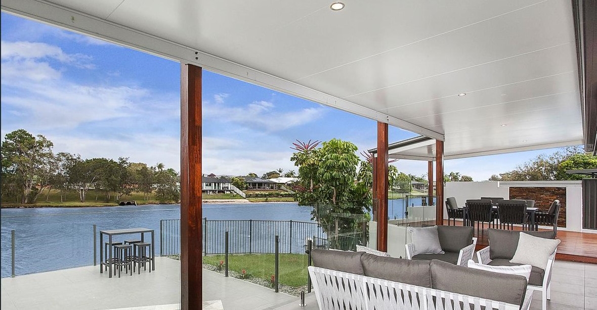 In Style Patios And Decks Flat Or Skillion Patios In