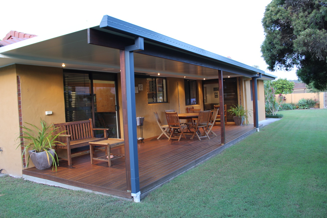 COOLDEK PATIO AND MERBAU DECK - BURLEIGH WATERS, GOLD COAST