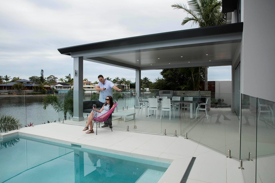 PAVILION GRANDE ALFRESCO - MERMAID WATERS / BIGGERA WATERS, GOLD COAST